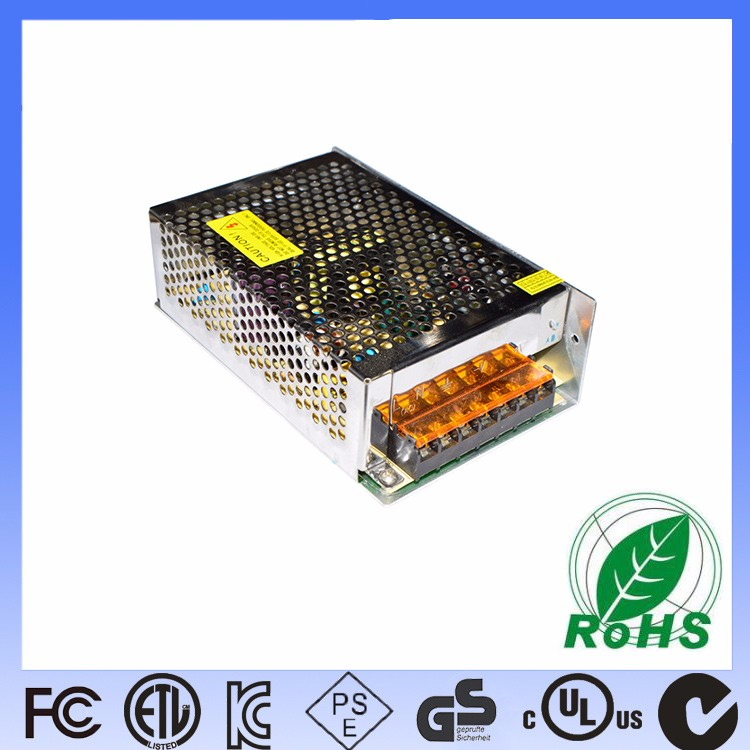 What are the classifications of led switching power supplies?