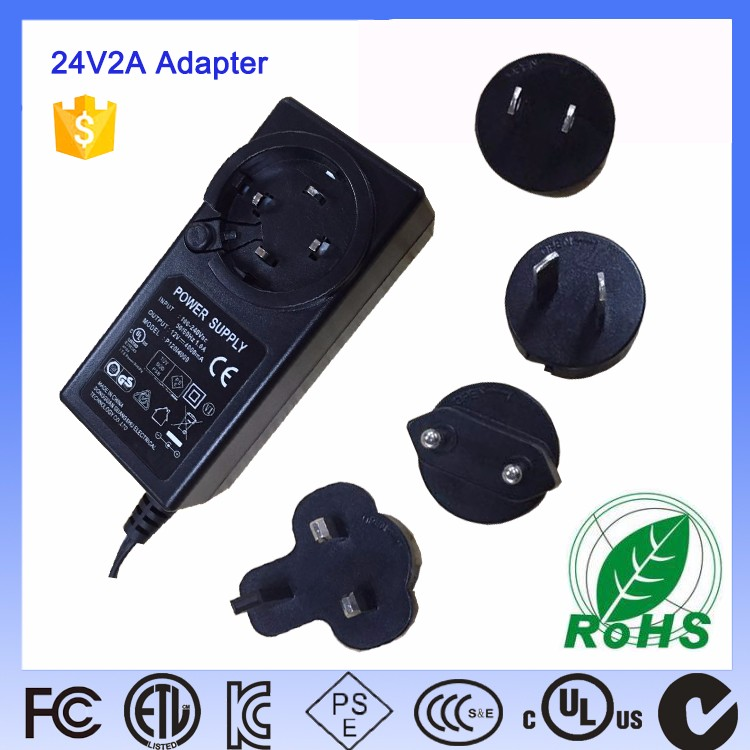 Power cord with fuse plug